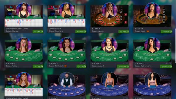 エンパイア ライブカジノ リノ
